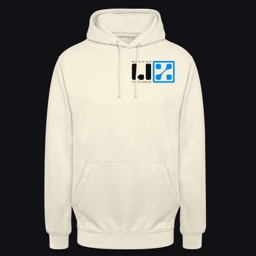 LIZ Before the Plague (Logo) - Felpa con cappuccio unisex