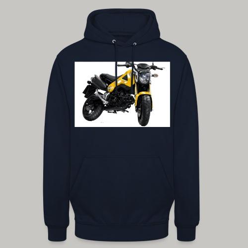 Grom Motorcycle (Monkey Bike) - Unisex Hoodie