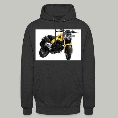 Grom Motorcycle (Monkey Bike) - Unisex Hoodie