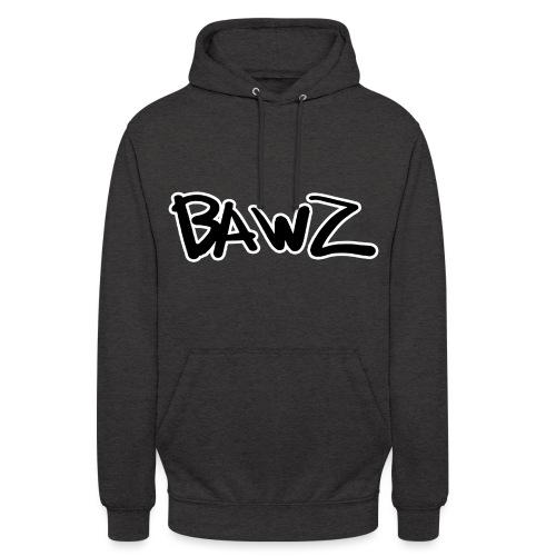 bawz tekst - Hoodie unisex