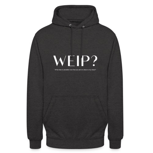 What else is possible - white - Hoodie unisex