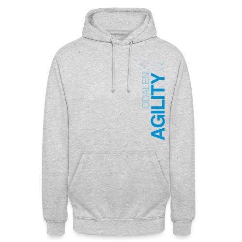 odalen agility blue1 - Unisex Hoodie