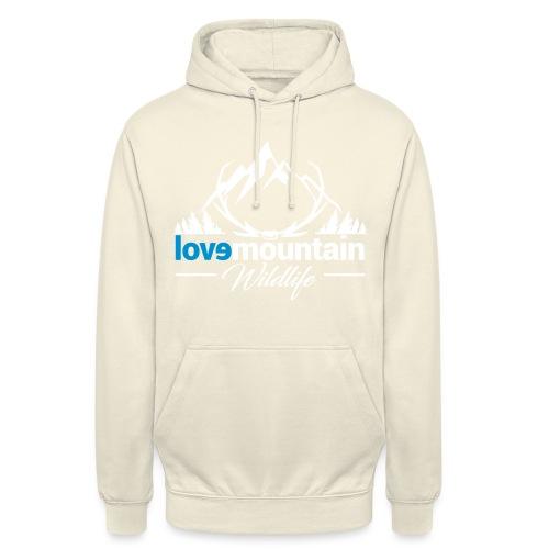 Mountain - Felpa con cappuccio unisex