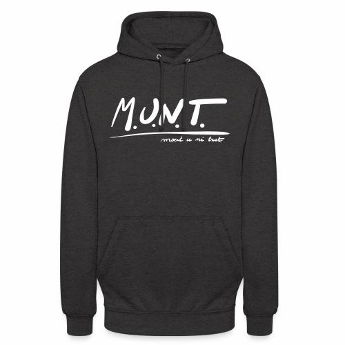 Munt - Hoodie unisex