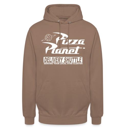 Pizza PLANET - Unisex Hoodie