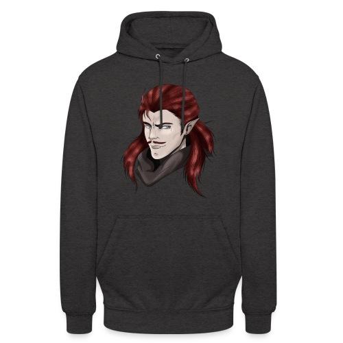Elf Male - Sweat-shirt à capuche unisexe