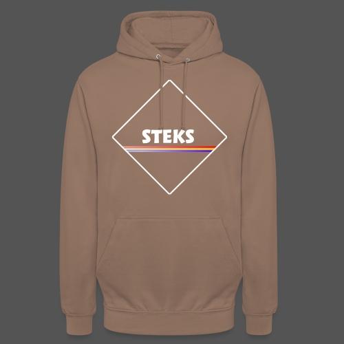 3Color STEKS™ Logo - Hoodie unisex