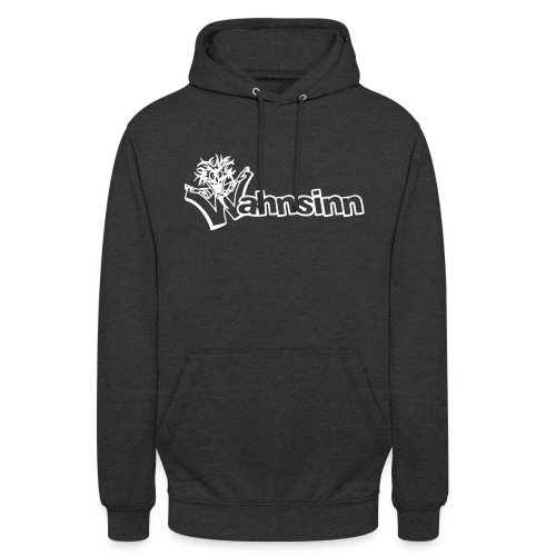Wahnsinn Logo - Hoodie unisex