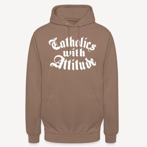 Catholics With Attitude - Unisex Hoodie