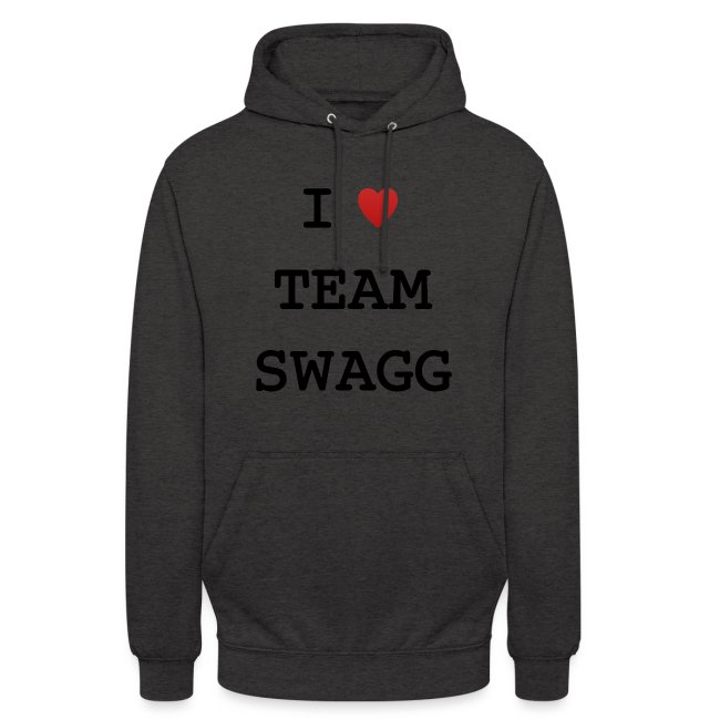 I LOVE TEAMSWAGG