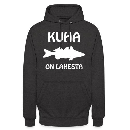 "KUHA ON LAHESTA - Huppari ""unisex"""