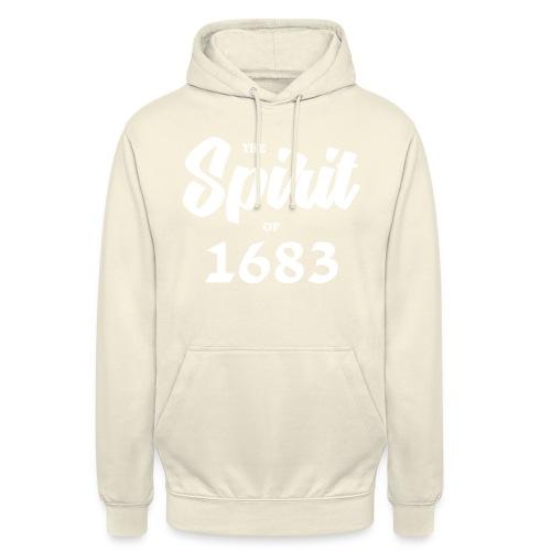 The Spirit of 1683 - Unisex Hoodie
