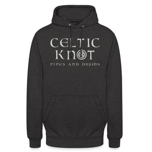 Celtic knot - Felpa con cappuccio unisex