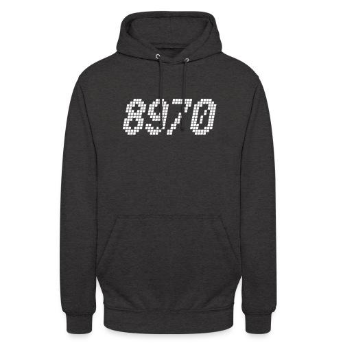 8970 Havndal - Hættetrøje unisex