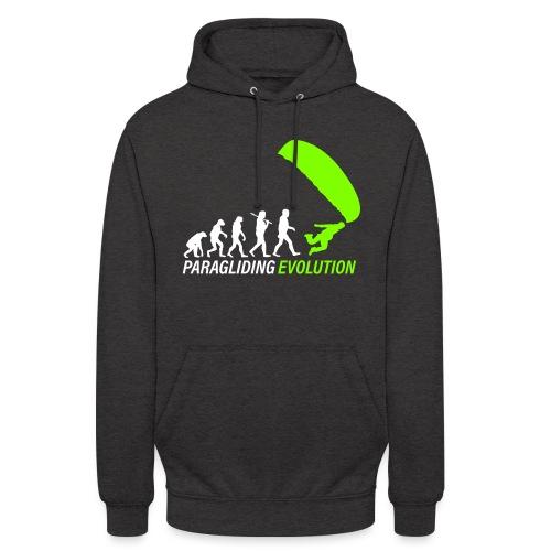 Paragliding Evolution - Unisex Hoodie
