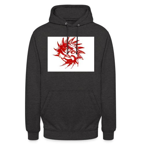 A RED SUN - Unisex Hoodie