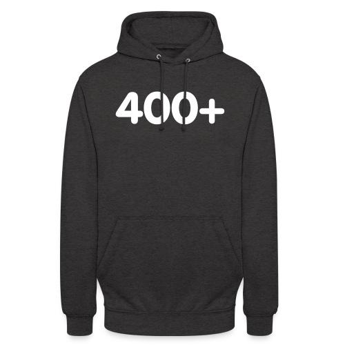 400 - Hoodie unisex