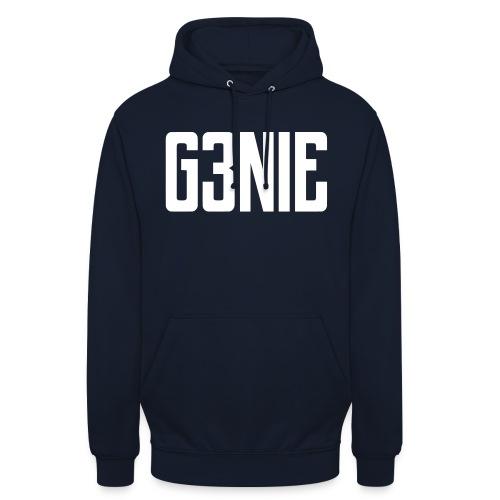G3NIE snapback - Hoodie unisex
