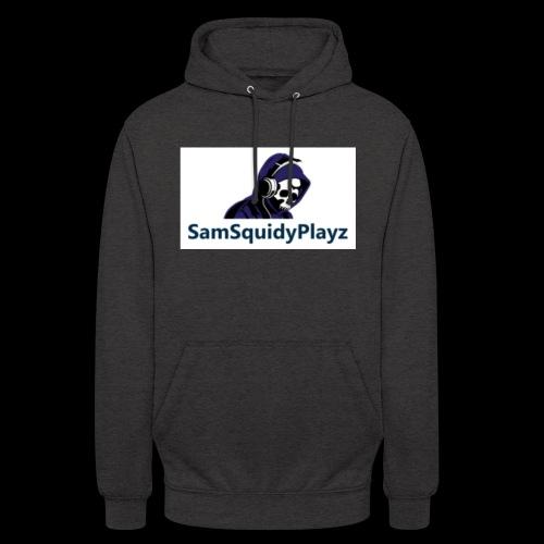 SamSquidyplayz skeleton - Unisex Hoodie