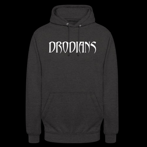 DRODIANS WHITE - Unisex Hoodie