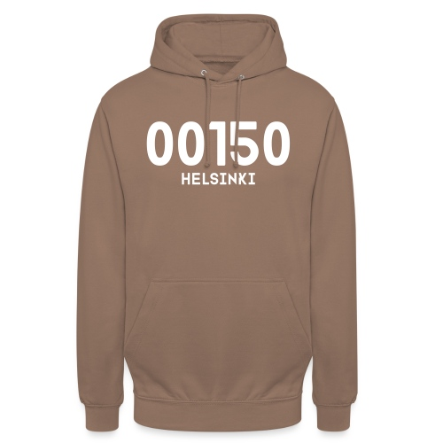 "00150 HELSINKI - Huppari ""unisex"""