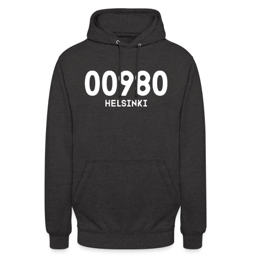 "00980 HELSINKI - Huppari ""unisex"""