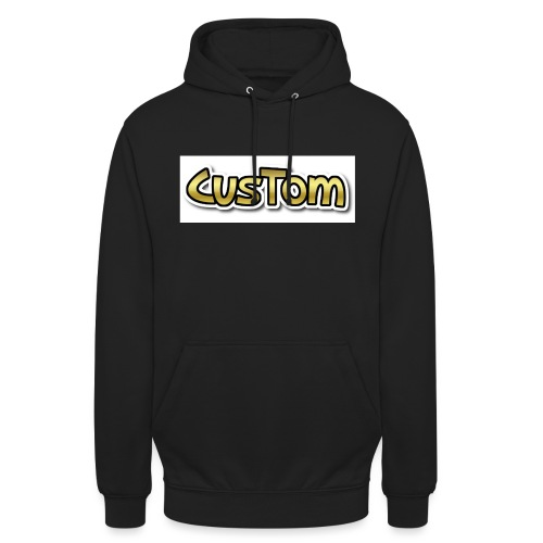 CusTom GOLD LIMETED EDITION - Hoodie unisex
