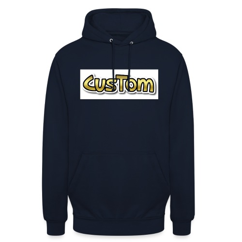 CusTom GOLD LIMETED EDITION - Hoodie unisex