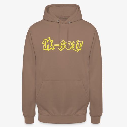 kson png - Sweat-shirt à capuche unisexe
