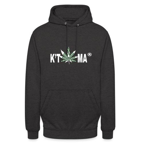 K'TAMA - Sweat-shirt à capuche unisexe