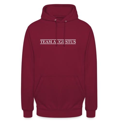 Équipe Augustus - Sweat-shirt à capuche unisexe
