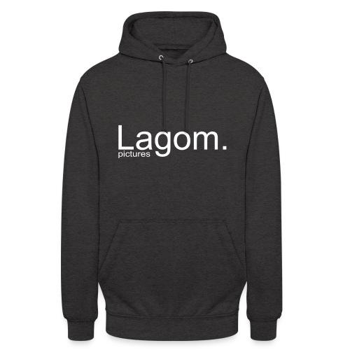 Lagom Pictures Logo Light - Unisex Hoodie