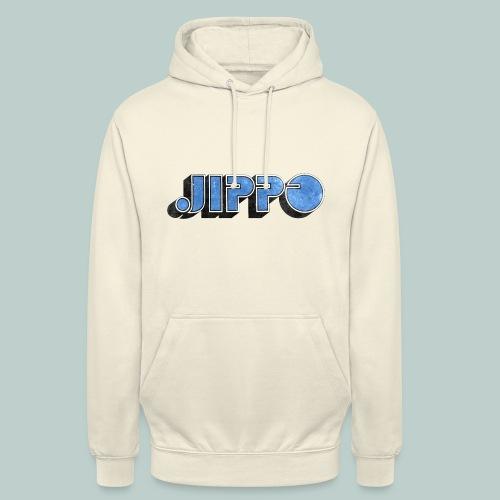 "JIPPO LOGO (blue) - Huppari ""unisex"""