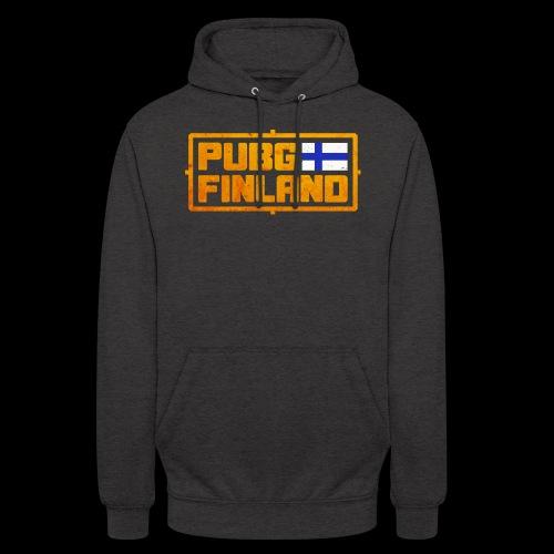 """PUBG Finland - Huppari """"unisex"""""""