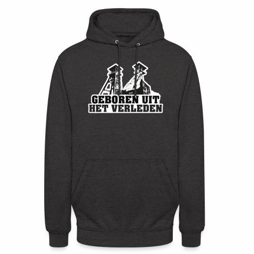Geboren uit het verleden - since 1988 - Sweat-shirt à capuche unisexe