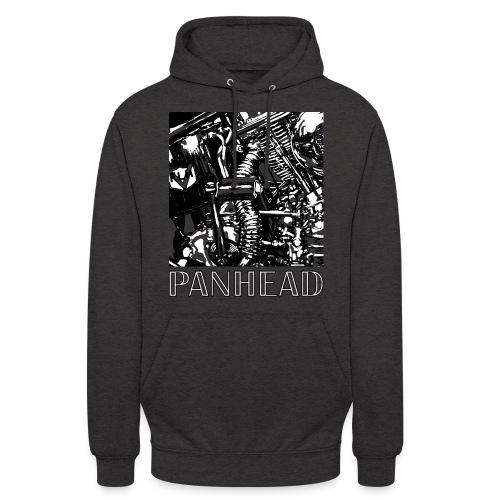 Panhead motordetail 01 - Hoodie unisex