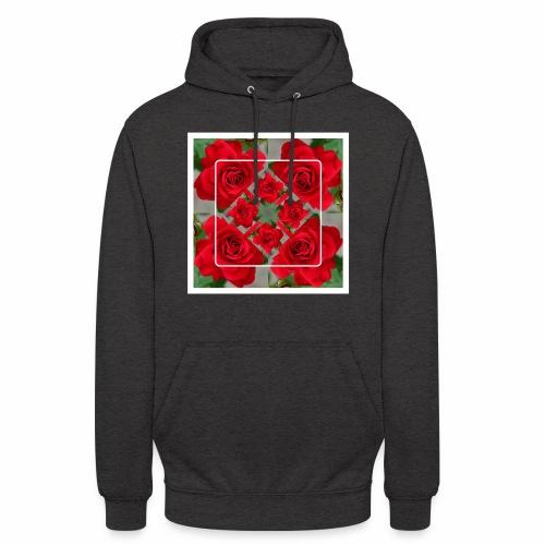 Rose Design - Unisex Hoodie