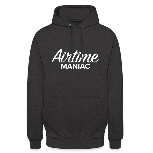 Airtime Maniac - Sweat-shirt à capuche unisexe