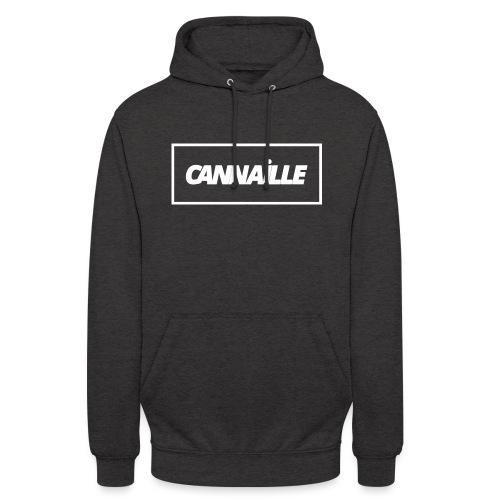 Cannaille - Sweat-shirt à capuche unisexe