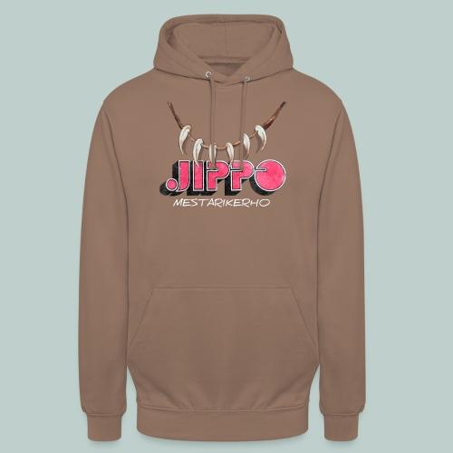 "jippomestari_pink - Huppari ""unisex"""