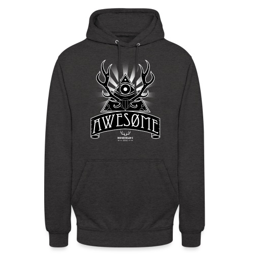Awesome - Unisex Hoodie