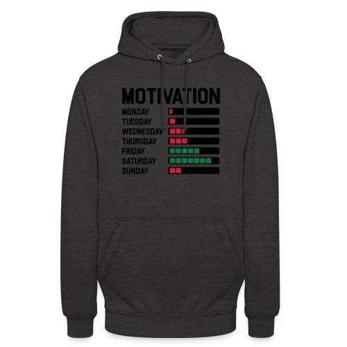 Wochen Motivation - Unisex Hoodie
