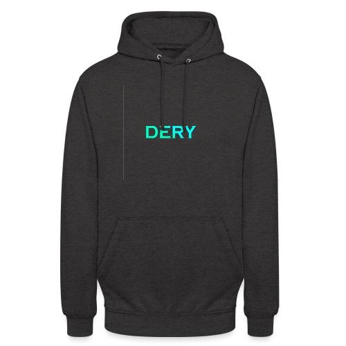 DERY - Unisex Hoodie