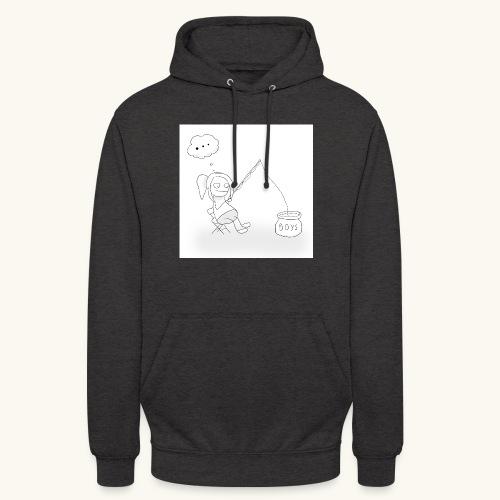 Singlehood - Sweat-shirt à capuche unisexe