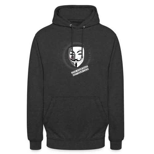 Anonymous Love Your Rage - Unisex Hoodie