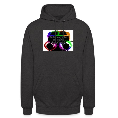 MCRS Twin Pipes - Unisex Hoodie