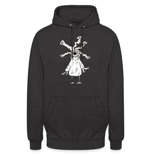 snorkelhead - Sweat-shirt à capuche unisexe