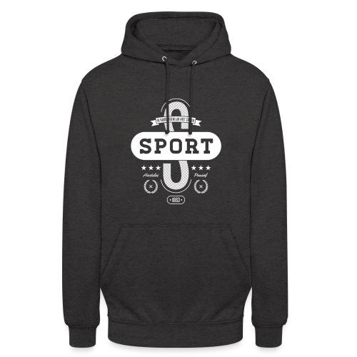 Sport - Hoodie unisex