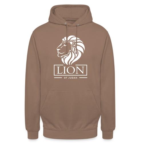 Lion of Judah - Rastafari - Unisex Hoodie