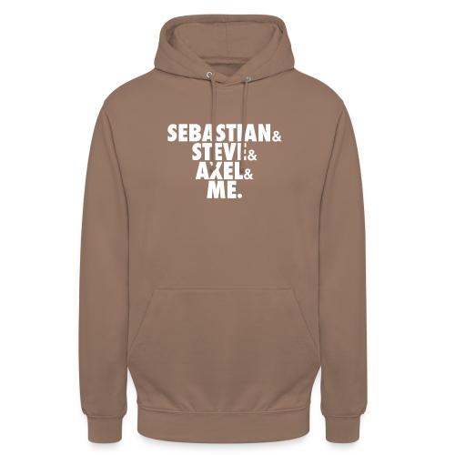 BEATSAUCE House Mafia T-shirt - Felpa con cappuccio unisex
